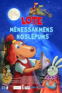 Lote un Mēnessakmens noslēpums