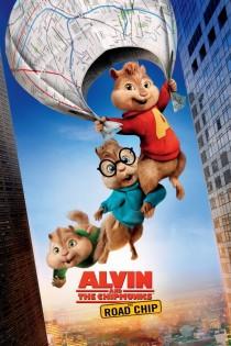 Alvins un burunduki: Diženais burunduļojums