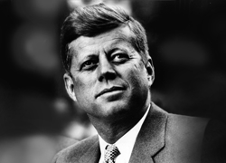 """Raidījums """"JFK Anniversary"""""""