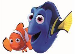 """Multfilma """"Meklējot Nemo"""""""
